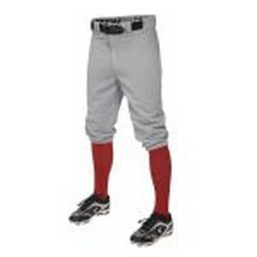Easton Men/'s Pro+Knicker Style Baseball Softball Pants Grey 2XL A167103GYXXL