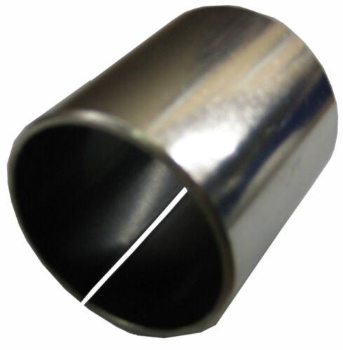 Maße 65//70x70mm Gleitlager-Buchse wartungsfrei Serie WU