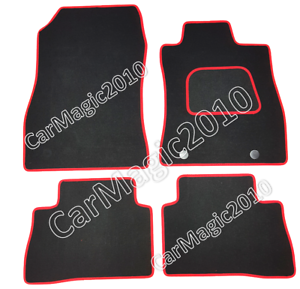 2 Fits For Nissan Juke 2010 Tailored Custom Car Mats