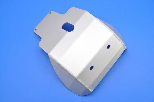 98-16 Suzuki DR650SE Moose Aluminum Clear Anodized Skid Plate  449