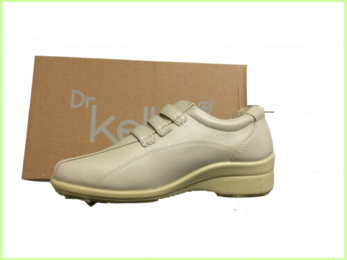 Ladies Dr Keller Beige Comfort Casual  Work  Shoe Size 3 to 8