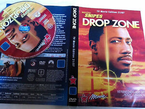 Drop Zone TV Movie DVD und Cover 21/07 Wesley Snipes - Köln, Deutschland - Drop Zone TV Movie DVD und Cover 21/07 Wesley Snipes - Köln, Deutschland
