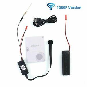 Mini-WIFI-1080P-HD-Spy-IP-Camera-Hidden-Wireless-DIY-Module-DV-DVR-NVR-Nanny-Cam