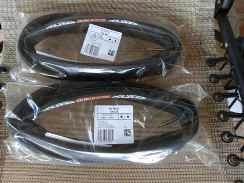 TWO 2 Tufo S-33 Pro TUBULAR Tires 700 x 24