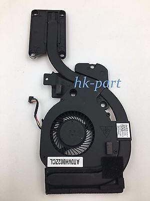 HK-Part Replacement Fan for Dell Latitude E6540 Series Discrete Graphics Cooling Fan with Heatsink DP//N 072XRJ CN-072XRJ 4-Pin 4-Wire