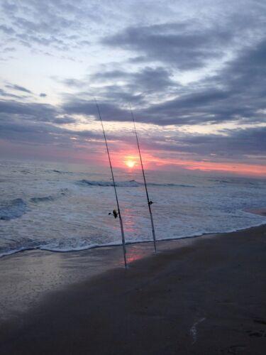 10-surf Pêche Rigs pour Pompano Madames CRX Snapper Flet etc