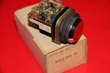 TELEMECANIQUE XB2.MA41  Drucktaster nicht rastend, rot  OVP,  NEU