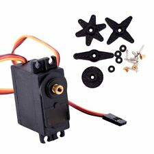 Hot MG995 Torque Digital Metal Gear RC Servo+Horns for HPI Savage XL FUTABA H24