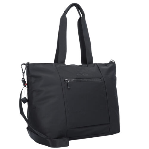Sac City L tout black Shopper Inter Fourre Swing Cm Rfid 37 wqIHdg