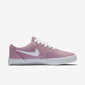 Nike Sb Check Solar Skateboarding Schuhe Damen Rosa