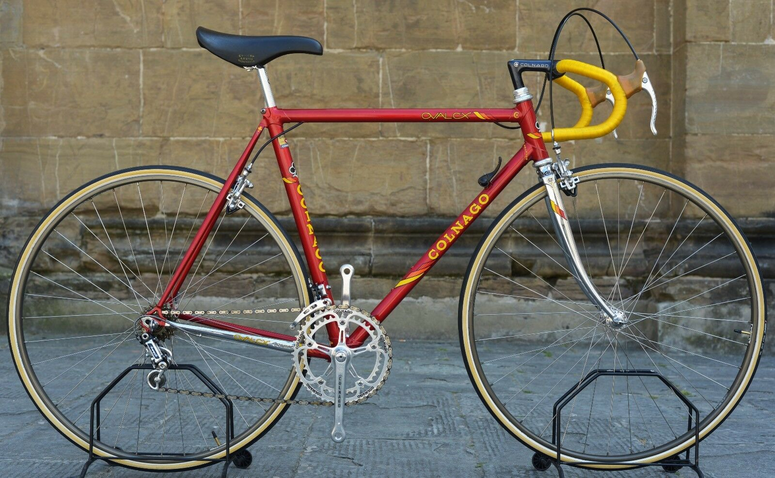 Colnago  Oval-CX 1980s Collectible Road-Bike  sale with high discount