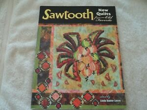 Sawtooth-New-Quilts-From-An-Old-Favorite-By-Linda-Baxter-Lasco-Quilt-Patterns