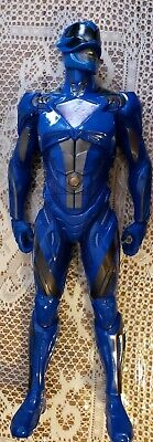 "Saban Power Rangers Big figs Blue Ranger Film Figure 20/"" Jakks Pacific"