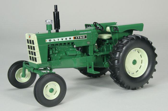SPEC-CAST 1 16 Scale Oliver 1750 Diesel large front Tracteur Modèle   BN   SCT-536