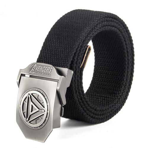 Men belt automatic buckle high quality designer brand for men casual style 120cm