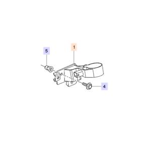Sensor Leuchtweitenregulierung Original-Ersatzteil GM 13320660 OPEL 1235025