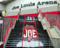 Farewell Season At Joe Louis Arena Home Of The Detroit Red Wings 8x10 Photo