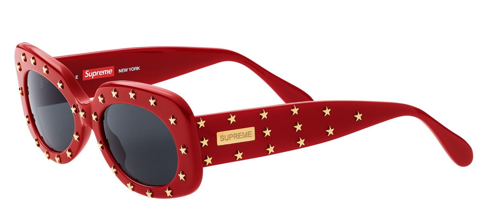 Supreme Royale Sunglasses ROT SS18 Box Logo Jason Dill Mark Gonzales Gigi Hadid