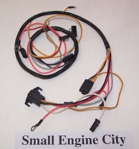 Ariens 27384 02738400 Rear Engine Rider Wiring Harness 27357 927025 927030  RM830 | eBayeBay
