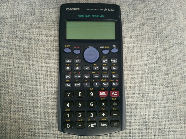 Casio Fx-83ES, Casio calculator perfect for students and…
