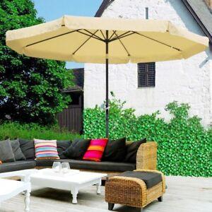 10ft-Outdoor-Patio-Umbrella-Aluminum-Garden-Market-w-Valance-Crank-Tilt-Beige