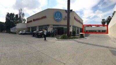 Terreno en renta de 360 m2 a un costado de Farmacia Guadalajara (Forum)