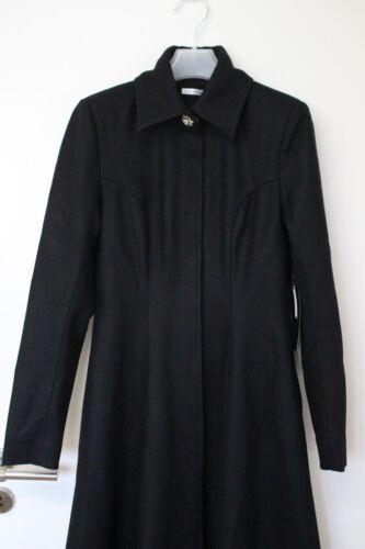 6 Coat Antonia 10 stedt Black 36 Us Ida Royal Aso Eu New Mantel Uk Schwarz Sj 8qU7xT