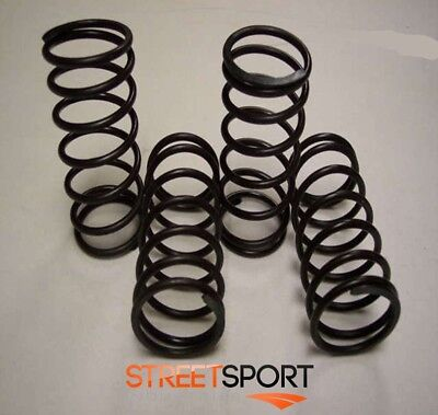 Yellow Coated 50mm Mild Steel 4psi External Wastegate Spring
