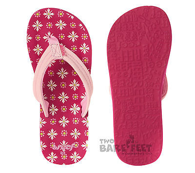 Reef LITTLE AHI Kids Junior Flip Flops Sandals - Clearance Sale | Two Bare Feet