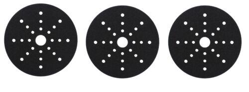 MIRKA Softauflage Ø 225/3 mm für Wand Deckenschleifer Leros MIW9514611 3-Scheibe