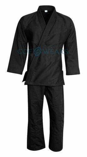 BJJ Gi Brazilian Jiu Jitsu Kimono Grappling Pearl Uniform w//o Belt /& with Pants