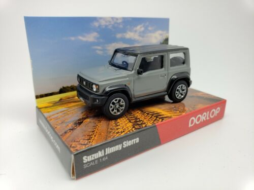 1:64 Dorlop Suzuki Jimny Sierra JB64//JB74 MK4 IV 2018-2019 Full Color Dealer Set
