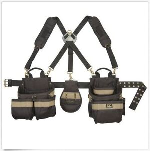 s l300 electrician tool belt construction toughbuilt leather for carpenters