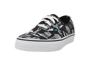 41fc5e77c30d VANS Authentic Star Wars Black Canvas Lace Up Fashion Sneakers Adult ...