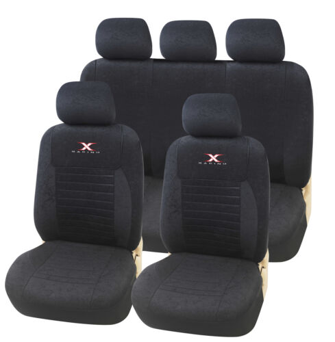 Auto Schonbezug Komplettset Sitzbezüge für AUDI Q3//Q5 SCSC016020