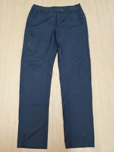 135-Mens-Reebok-CrossFit-Pants-Black-Sz-28-Pants-Training-Active-Outdoors-Sport