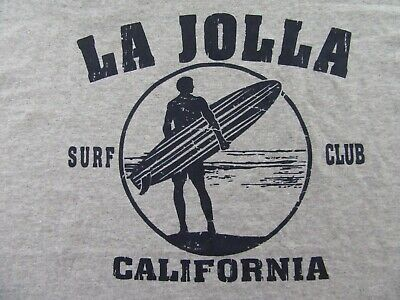 La Jolla Surf Club California Surfer