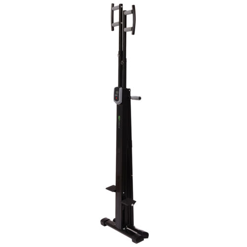 US FoldableVertical Workout Fitness Cardio Exercise Stepper Climber Home Gym