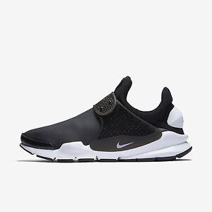 New-Nike-Sock-Dart-SE-Men-039-s-Shoes-Black-White-911404-001