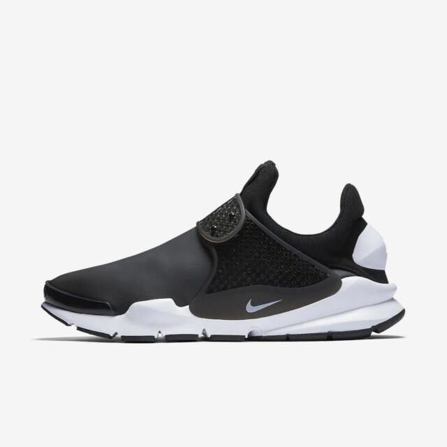 New Nike Sock Dart SE Men's Shoes Black White 911404 001