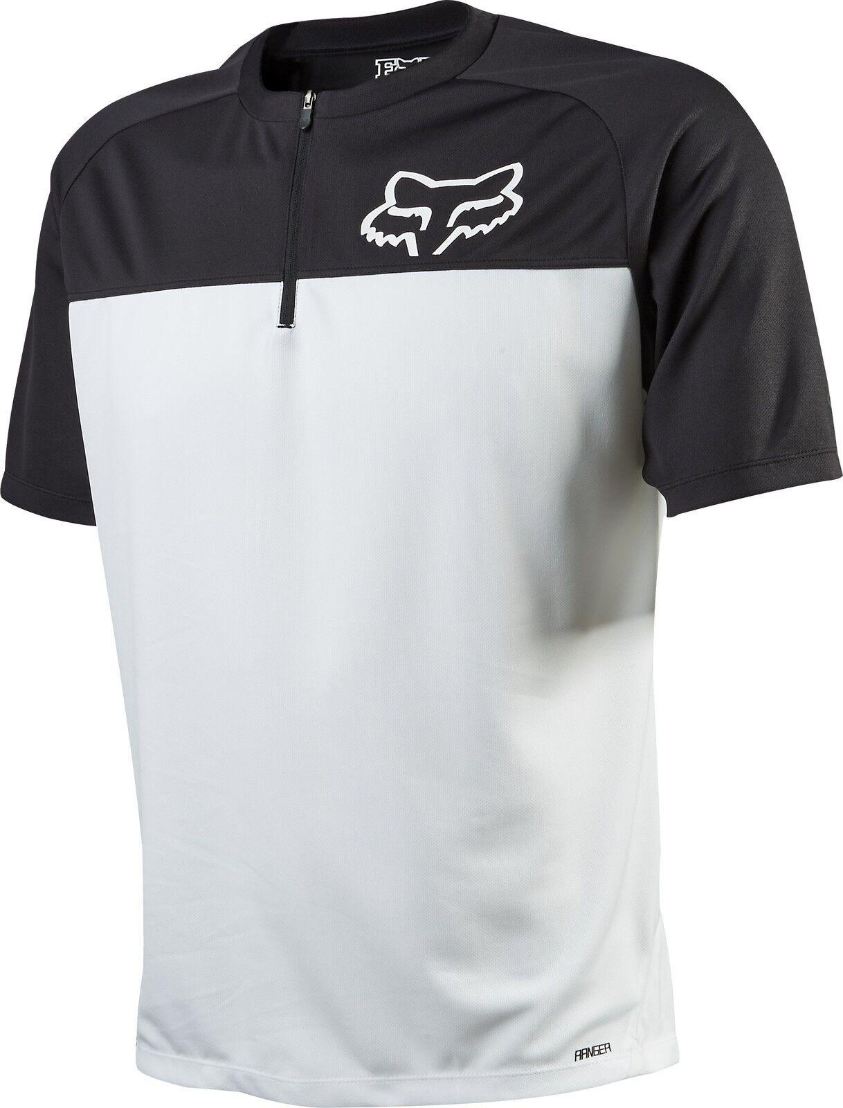 Fox Racing Ranger ss Jersey bianca