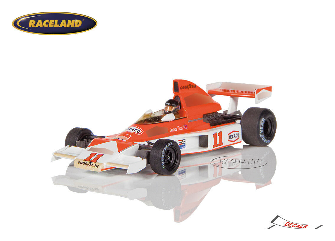 McLaren m23 f1 2 ° GP Sudafrica 1976 f1 Weltmeister James Hunt, SPARK MODELLO 1 43