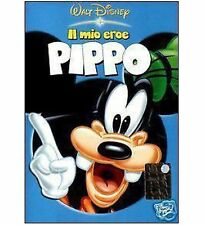 DVD DISNEY Il mio eroe Pippo - originale con celophan