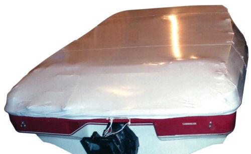 Boat, Marine, Construction Shrink Wrap 14' x 128', Protect White