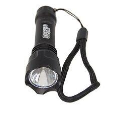 HQRP Professional Compact Portable 0.5W High Power LED Super Bright Flashligh