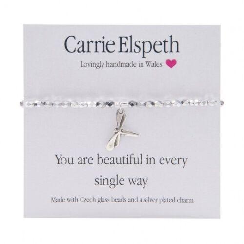 Carrie Elspeth sentimiento Pulsera-que son hermosas en todos los sentidos-BB122-Bnwt