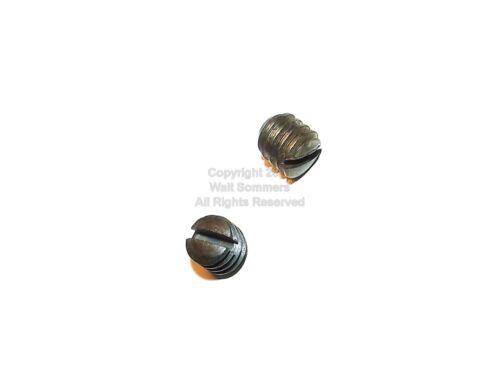Set Screws for Rear Rubber Gasket//Insert Victor No.2 Reproducer Setscrew 2