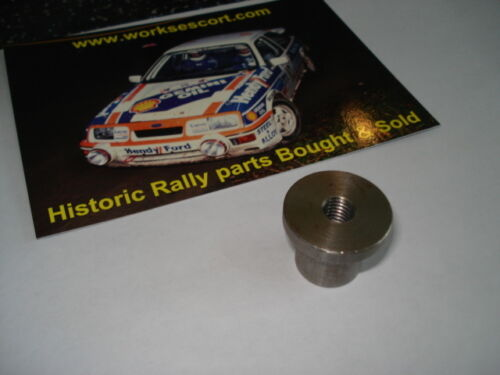 10mm WELD IN TOP HAT STEEL INSERTS rally cars touring cars go karts multi use
