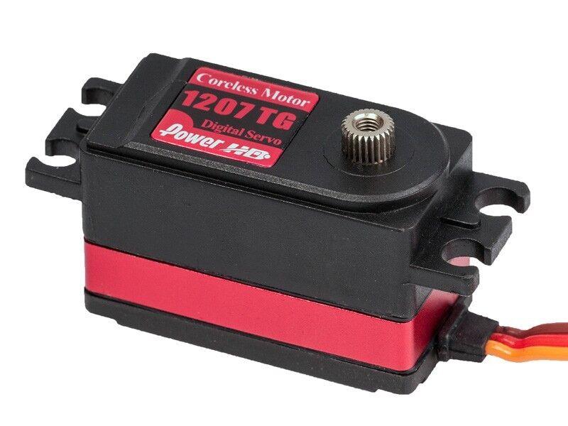 Power HD Digital a basso profilo Servo   hd-1207tg