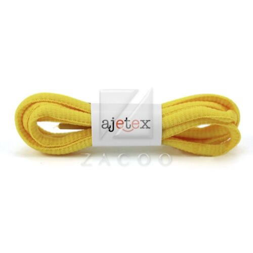 1Pair Oval Shoelaces Shoe Laces Boots Strings Athletic Sports Sneaker 120cm//47in